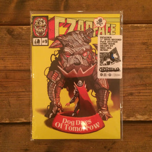 "Czarface - Dog Days Of Tomorrow (Comic Book + 7"")"