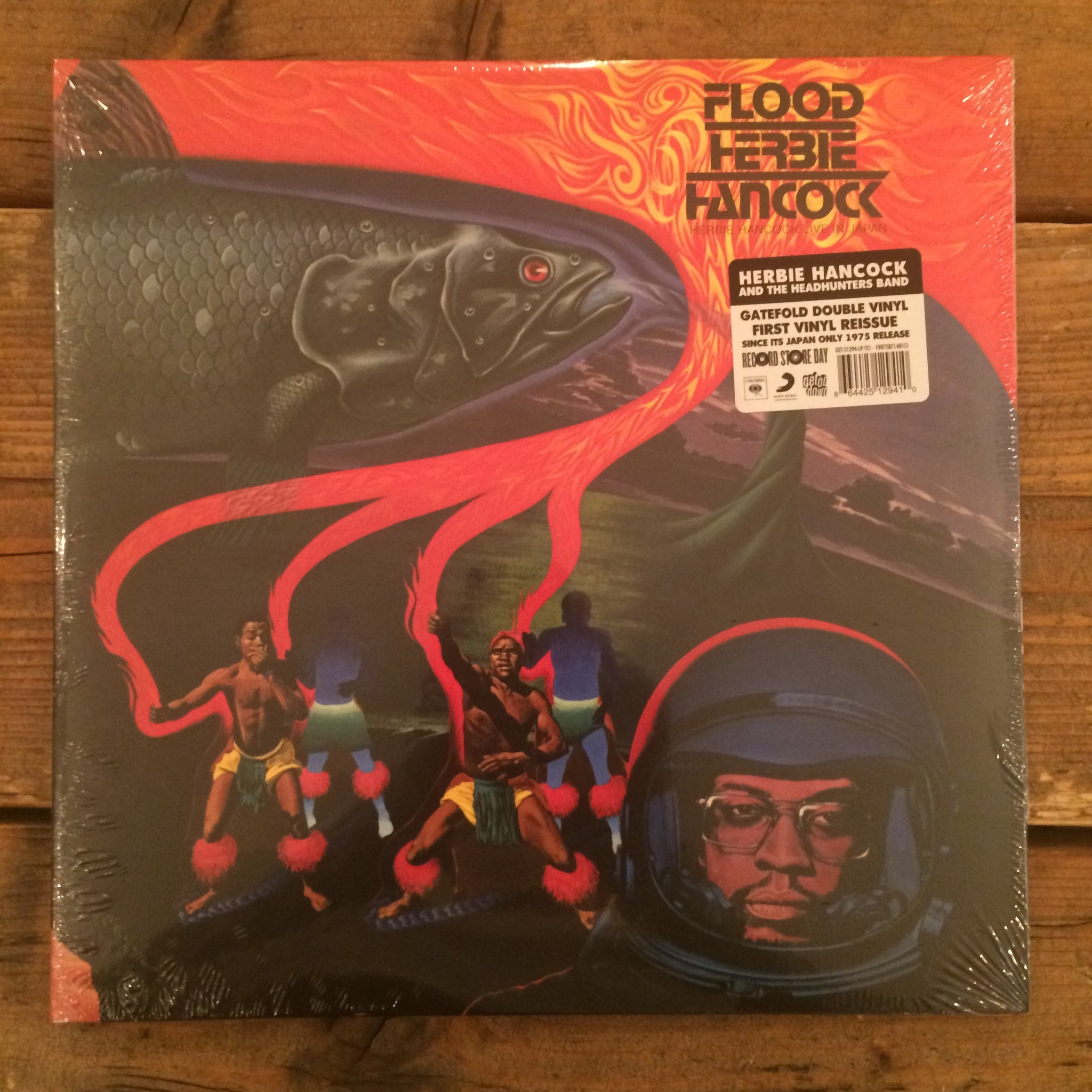 Herbie Hancock - Flood