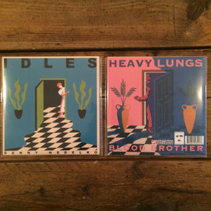 IDLES/Heavy Lungs - Danny Nedelko/Blood Brother 7""