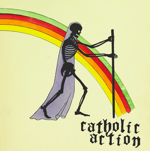 "Catholic Action - Rita Ora / Breakfast 7"" Single"