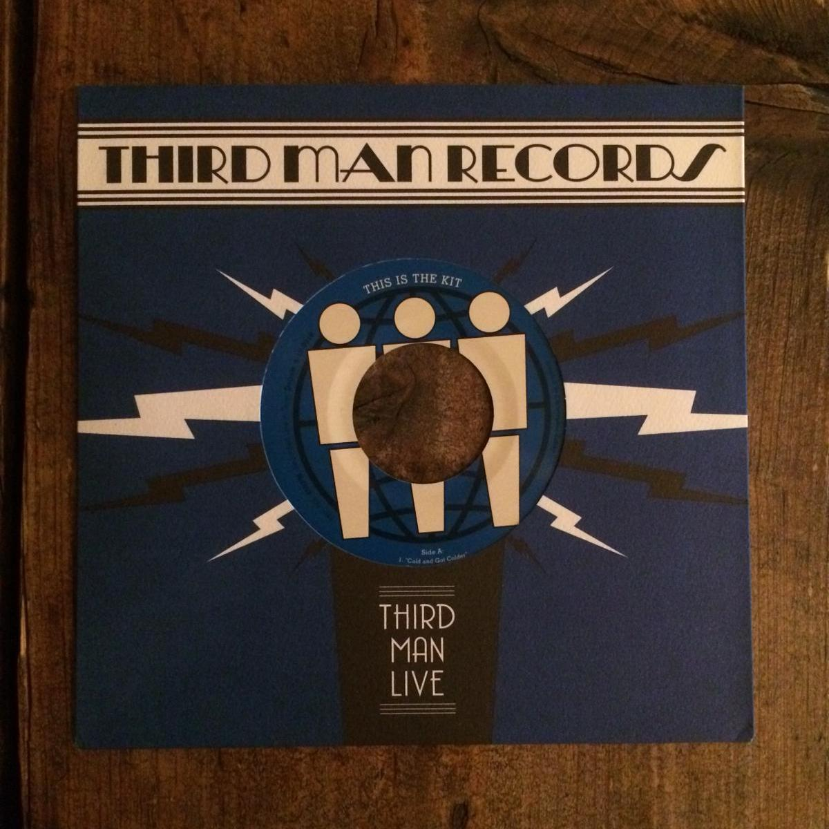 This Is The Kit - Live At Third Man 7""