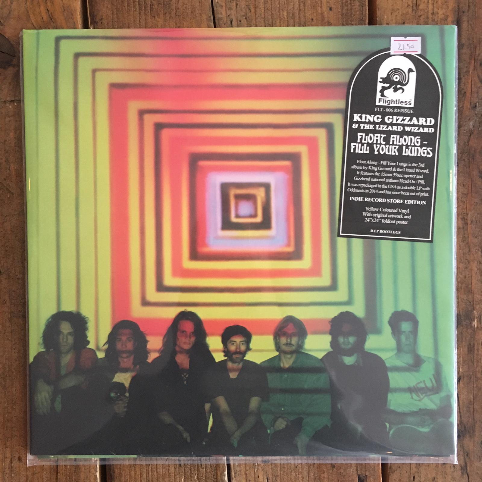 King Gizzard & The Lizard Wizard - Float Along/Fill Your Lungs