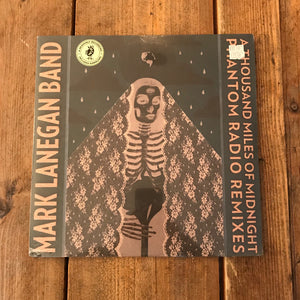 Mark Lanegan Band - A Thousand Miles Of Midnight Phantom Radio Remixes