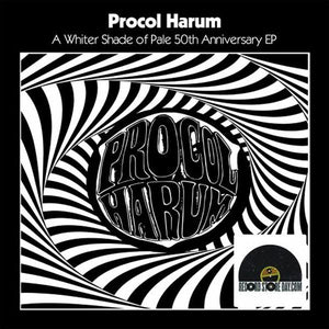Procul Harum - A Whiter Shade of Pale 50th Anniversary EP