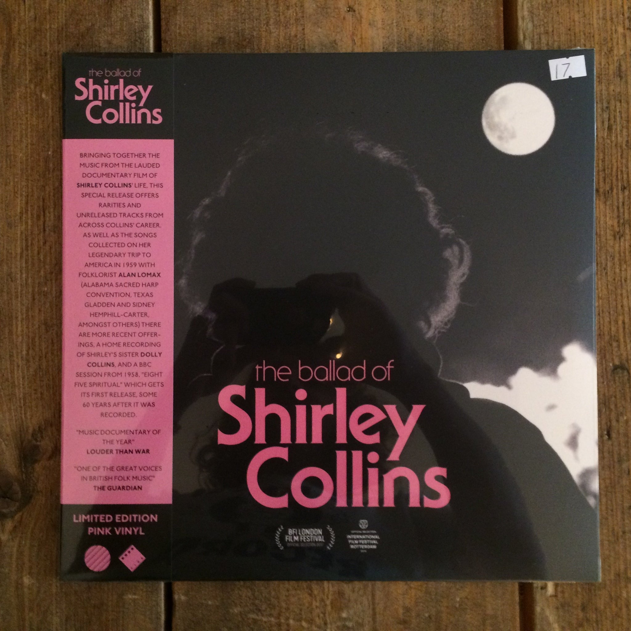Shirley Collins - The Ballad Of Shirley Collins