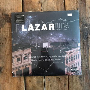 David Bowie & Enda Walsh - Lazarus: The Original Cast Recording To the Musical