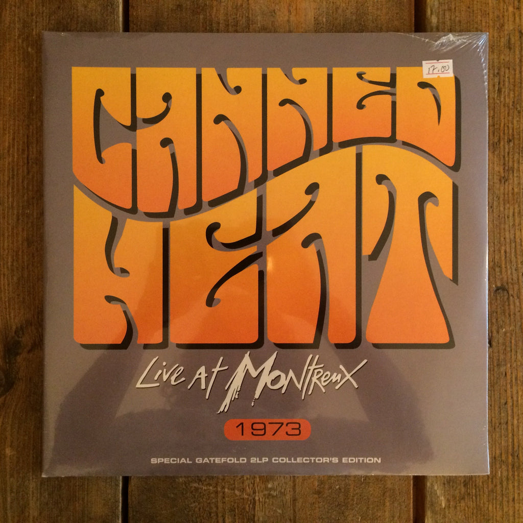 Canned Heat - Live At Montrenx 1973