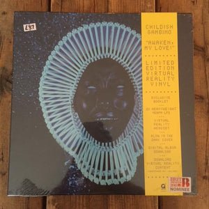 "Childish Gambino - ""Awaken My Love!"" Ltd Ed. Virtual Reality Vinyl"