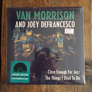 Van Morrison & Joey Defrancesco - Close Enough For Jazz