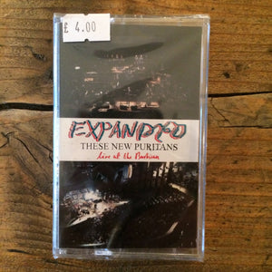 These New Puritans - Expanded: Live At The Barbican