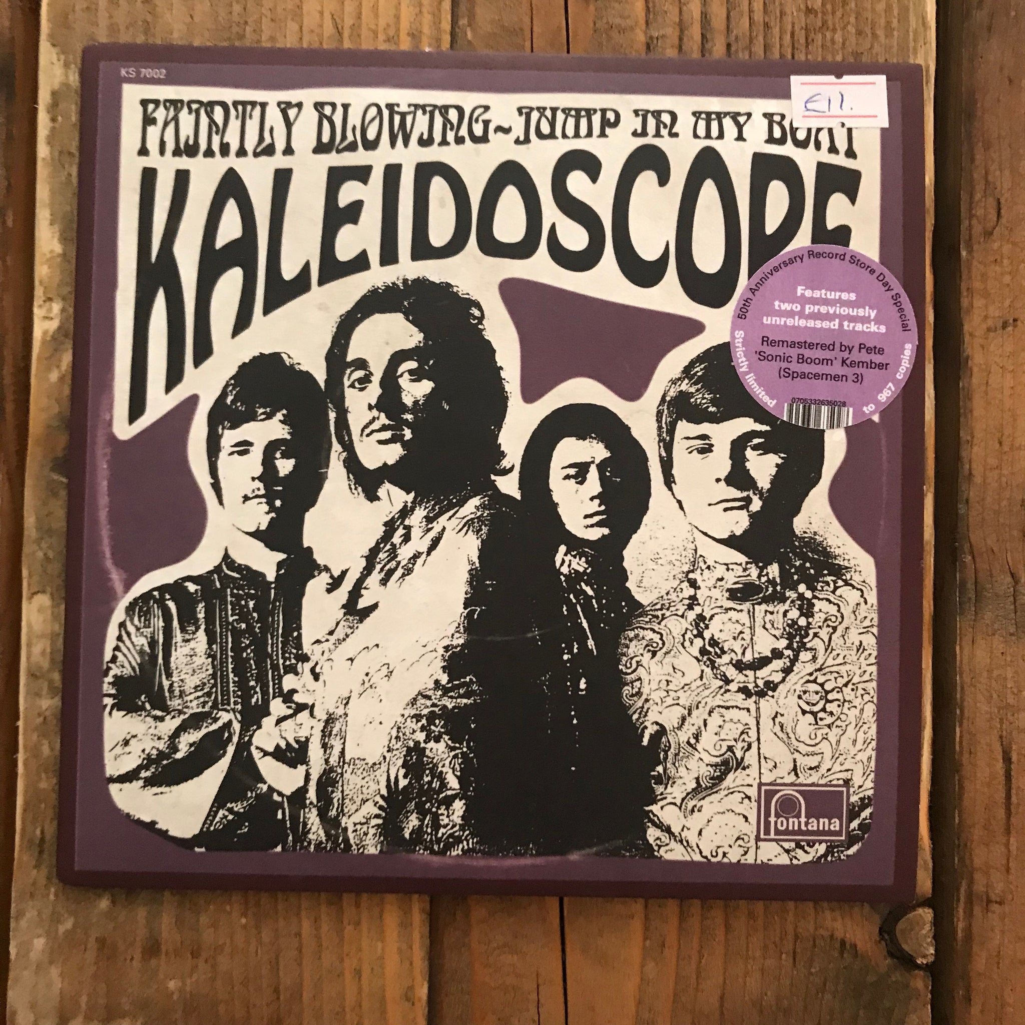 Kaleidoscope - Faintly Blowing