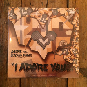 "Goldie Vs. Ulterior Motive - ""I Adore You""…"