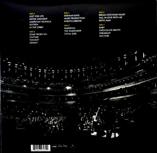 Iggy Pop - Post Pop Depression: Live At The Royal Albert Hall (Exclusive RSD Release)