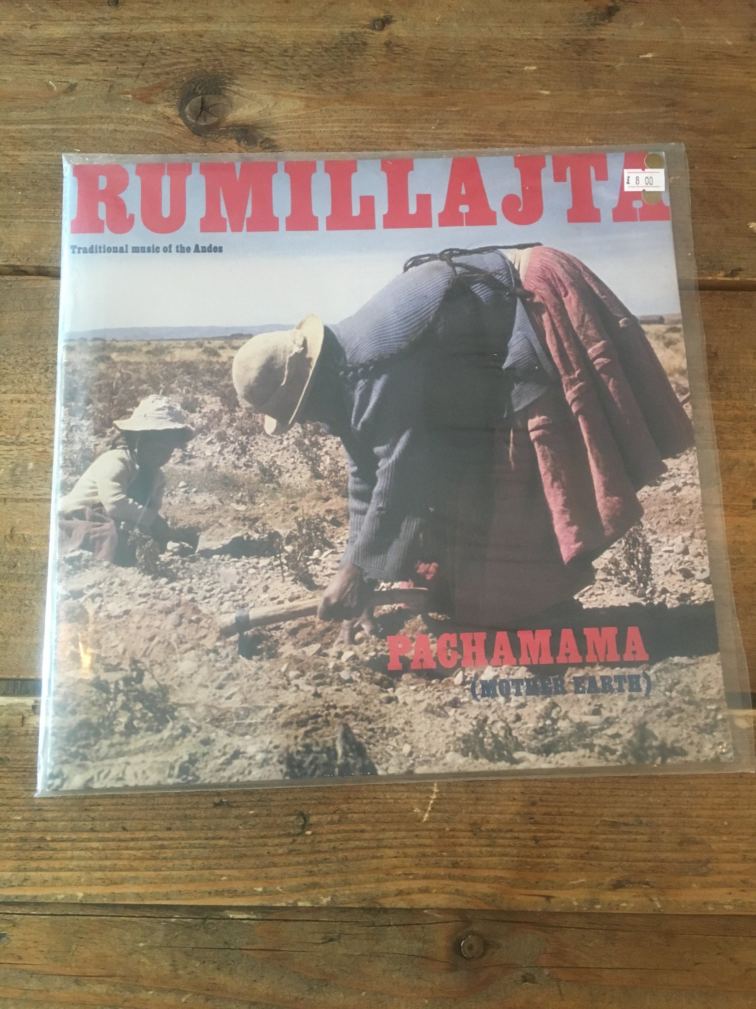 G - Rumillajta - Traditional Music of the Andes