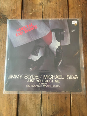 G - Special Tap Dance - Jimmy Slyde / Michael Silva - Just You Just Me
