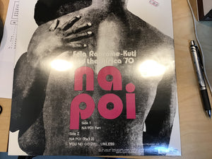 Fela Kuti and the Africa '70 - na poi