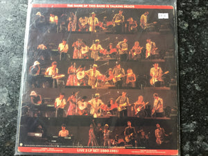 R - Talking Heads - the name of this band is (live 2LP set 1980-81)