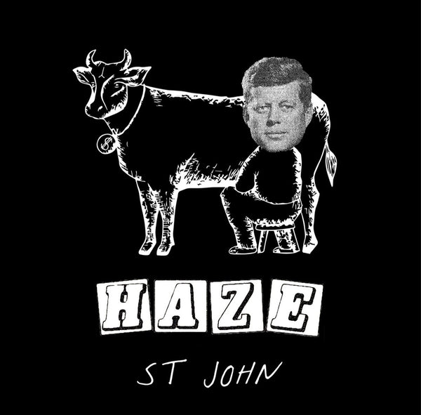 HAZE - ST JOHN / PIOCHITAS 7""