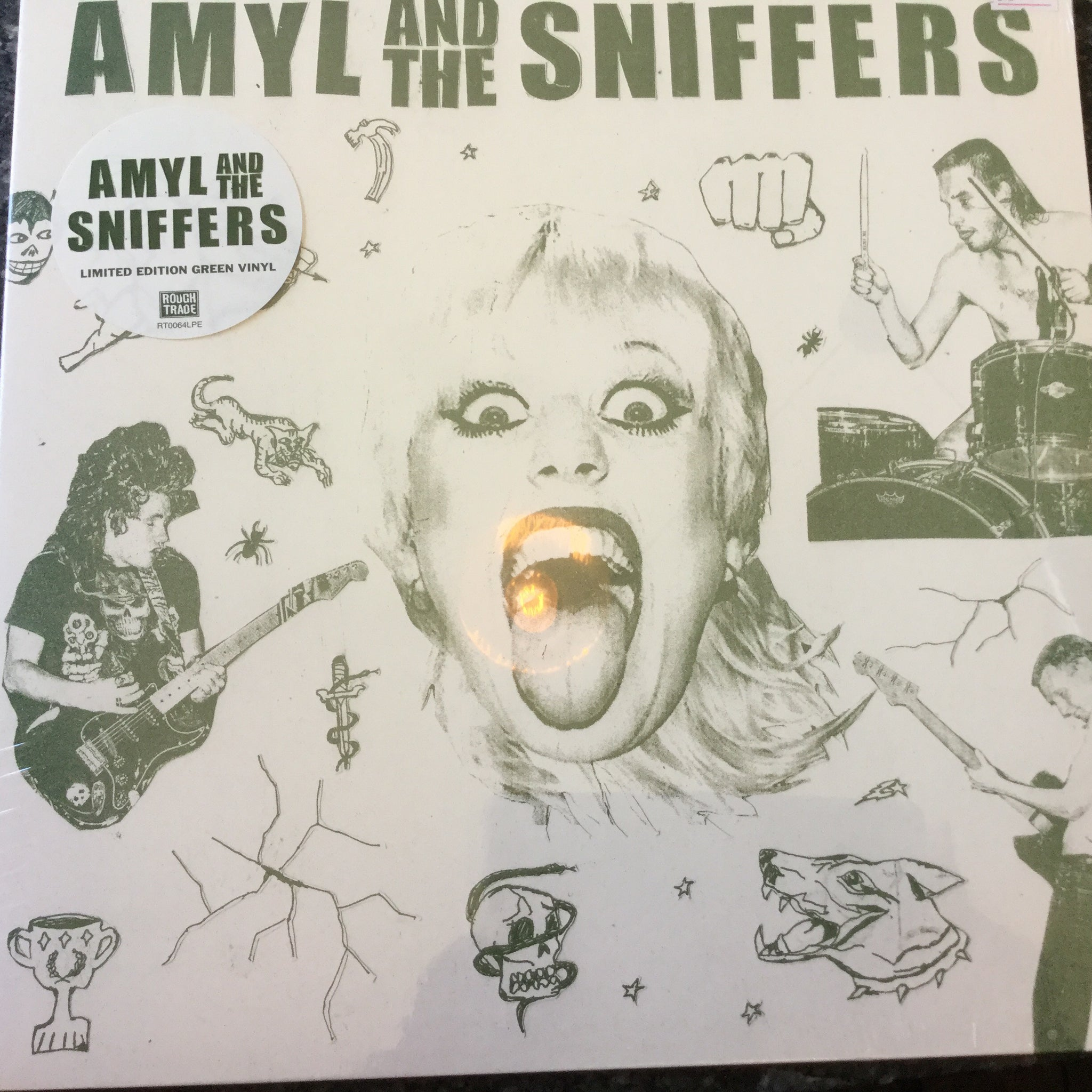 Amyl & the Sniffers - Amyl & the sniffers