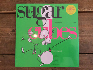 B - Sugarcubes - Life's Too Good