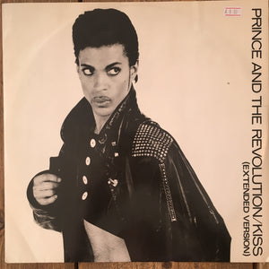 Prince - and the revolution/kiss