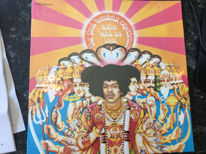 Jimi Hendrix - Axis: as bold as love
