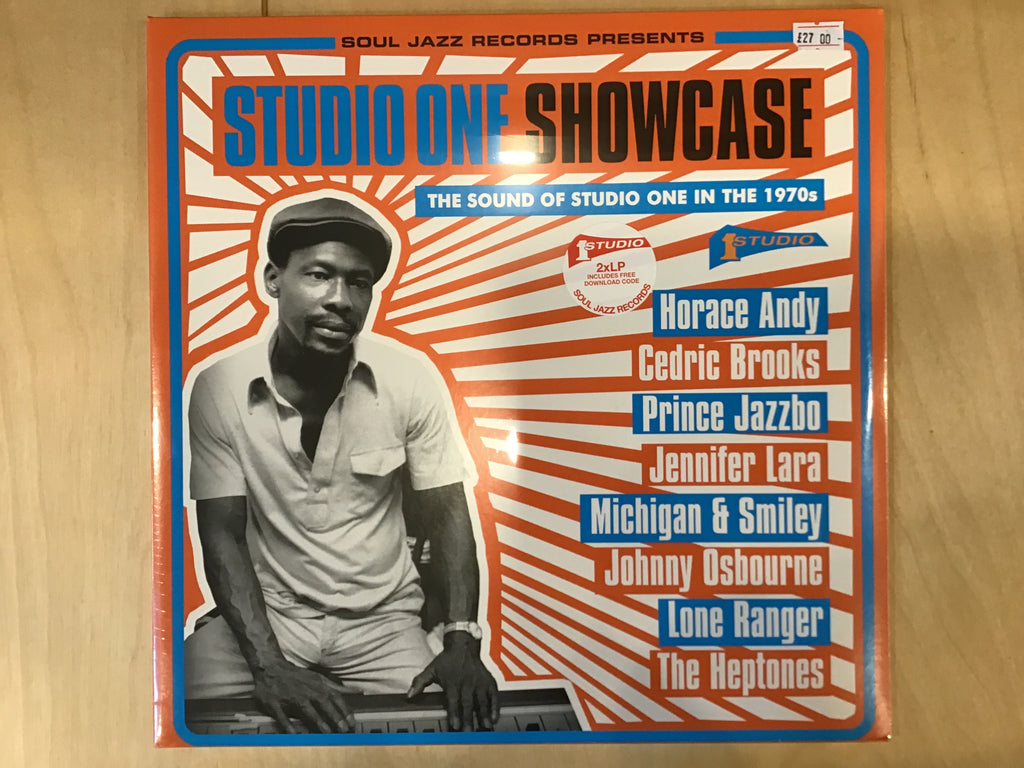 Studio One Showcase 1970s - Soul Jazz Compilation