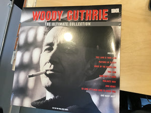 Woodie Guthrie - The Ultimate Collection