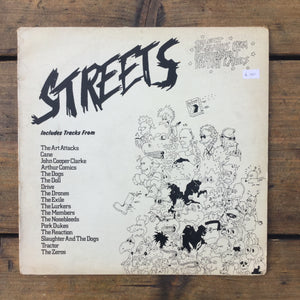 V - Streets - Punk Compilation from 1977