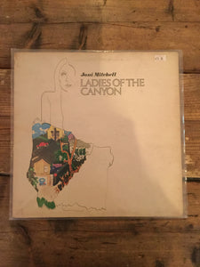 V - Joni Mitchell - Ladies Of The Canyon