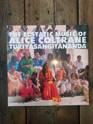 Alice Coltrane - The Ecstatic Music of...