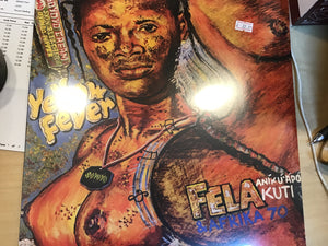 Fela Kuti & Africa 70 - yellow fever