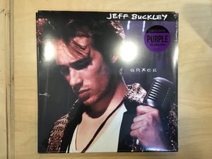 Jeff Buckley - Grace (purple vinyl)