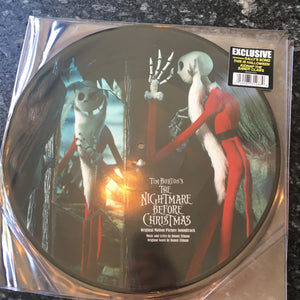 The Nightmare Before Christmas - Various