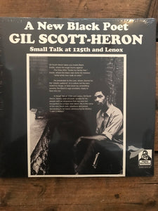 Gil Scott-Heron - Small Talk at 125th...