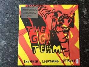 The Go Team - Thunder, Lightning, Strike