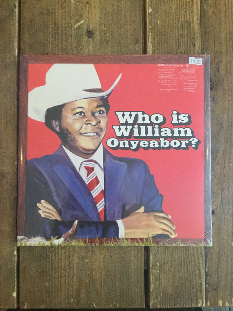 William Onyeabor- Who is William Onyeabor?