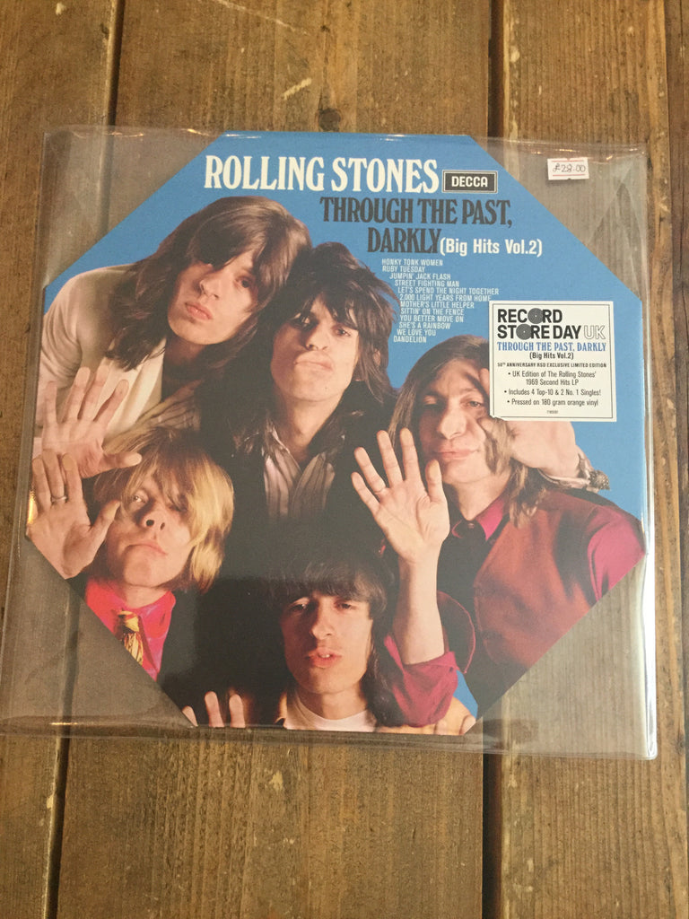 Rolling Stones - Through The Past, Darkly