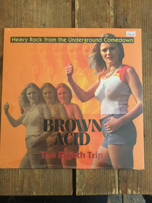 Brown Acid - Compilation