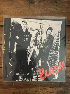 V - The Clash - The Clash