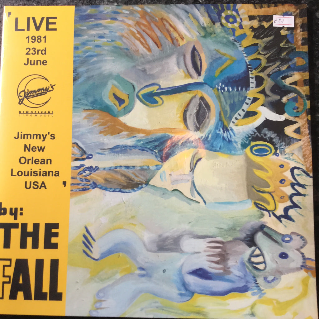 The fall - live 1981