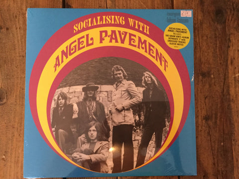 Angel Pavement - socialising