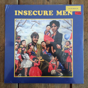 B - Insecure Men - Insecure Men