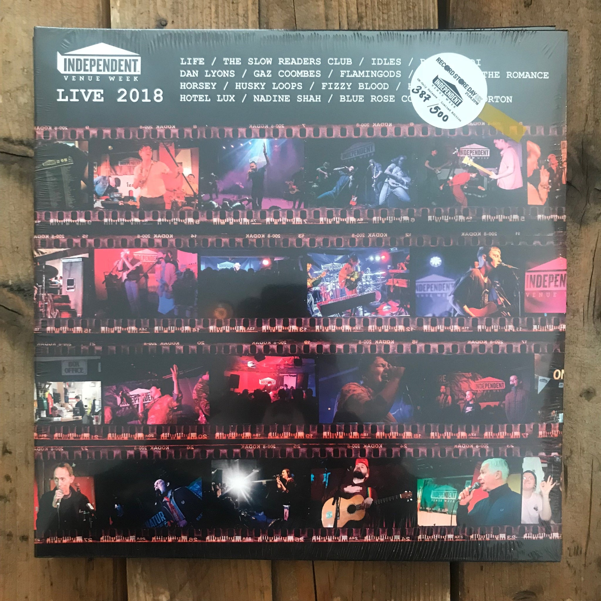 Various - Independent Venue Week 18 Live BBC