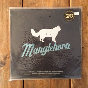 Explosions In The Sky & David Wingo - Manglehorn (Original Motion Picture Soundtrack)