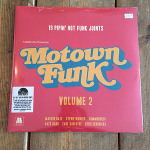 Various Artists - Motown Funk Vol. 2