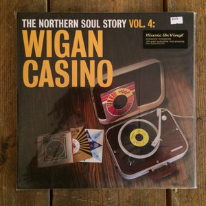 Various - The Northern Soul Story Vol. 4: Wigan Casino