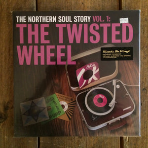 Various - The Northern Soul Story Vol. 1: The Twisted Wheel