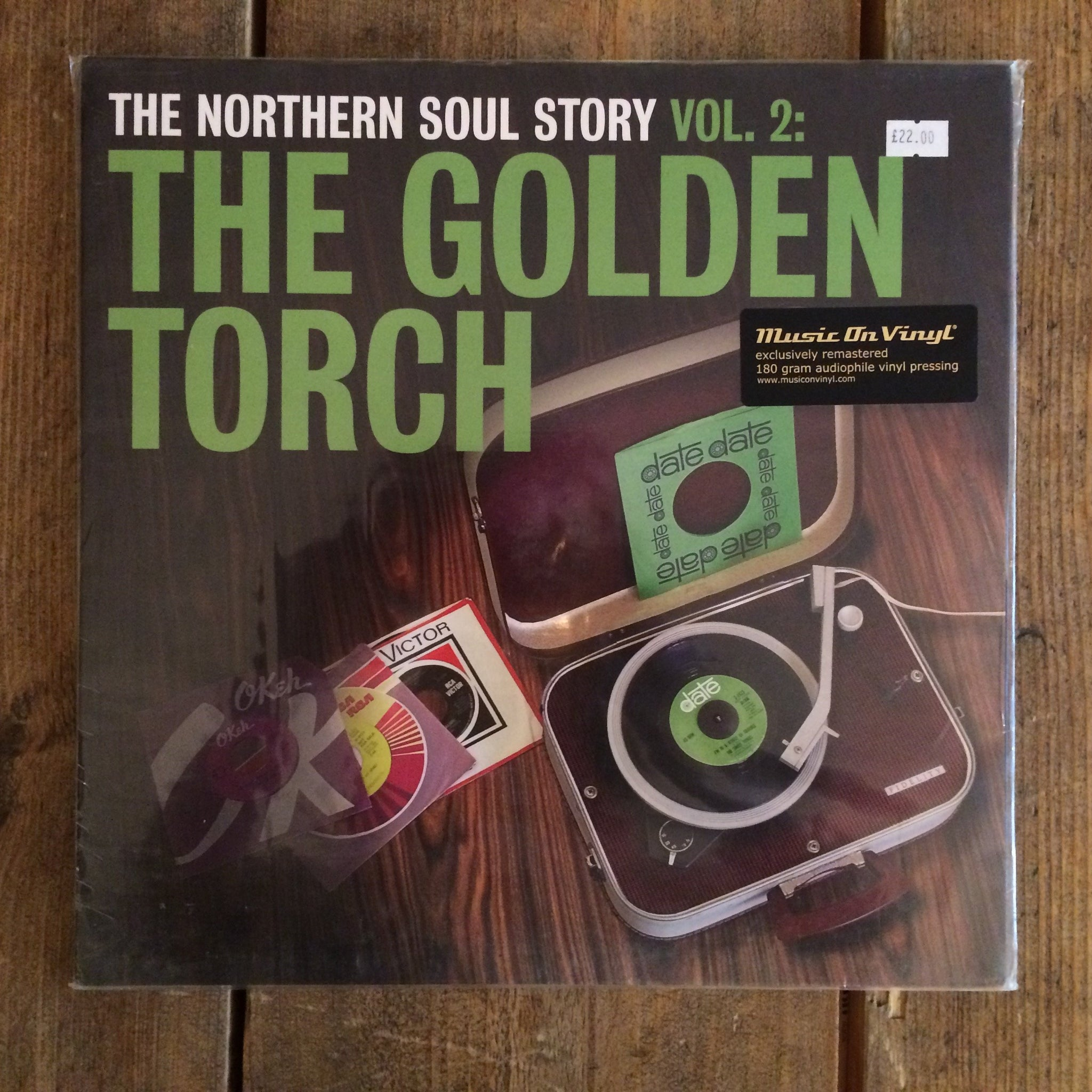 Various - The Northern Soul Story Vol.2: The Golden Torch