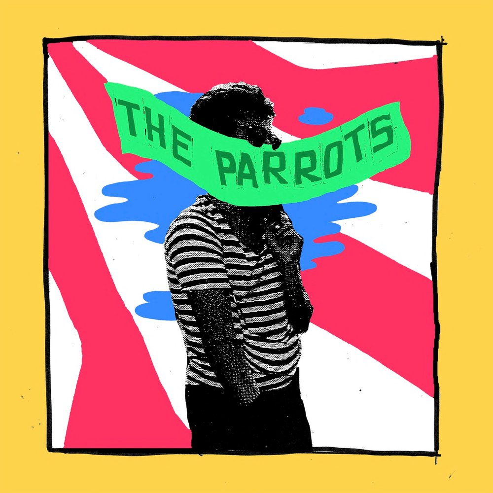 The Parrots - Weed for the Parrots 10""